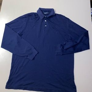 Vintage Polo Golf Navy